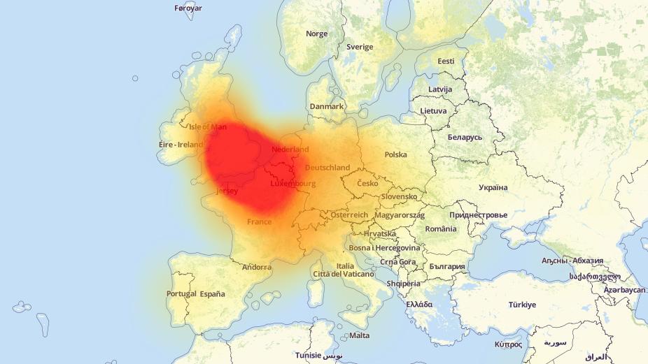 Diverse Internetdienste sind wegen eines Hacker-Angriffs ausser Betrieb