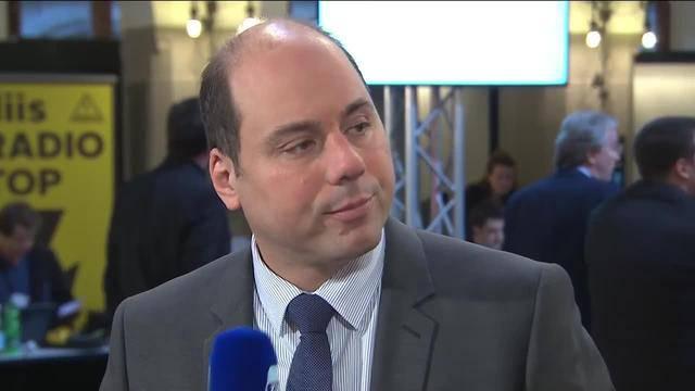 """Tuena: """"Die Wähler sehen die SVP lieber in der Opposition als im Stadtrat."""""""