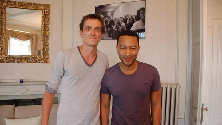 Blue Balls: Radio Pilatus traf John Legend