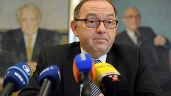 Mister Steuer-CD: Der sozialdemokratische Finanzminister von Nordrhein Westfalen, Norbert Walter-Borjans