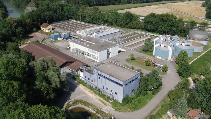 Der Abwasserverband Aarau und Umgebung feiert das 50-jährige Bestehen