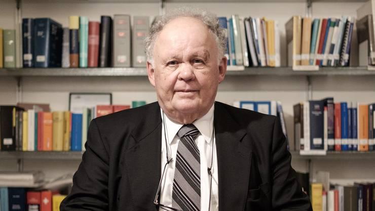 «Wahres Unternehmertum ist nicht geldgetrieben»: Peter Nobel.