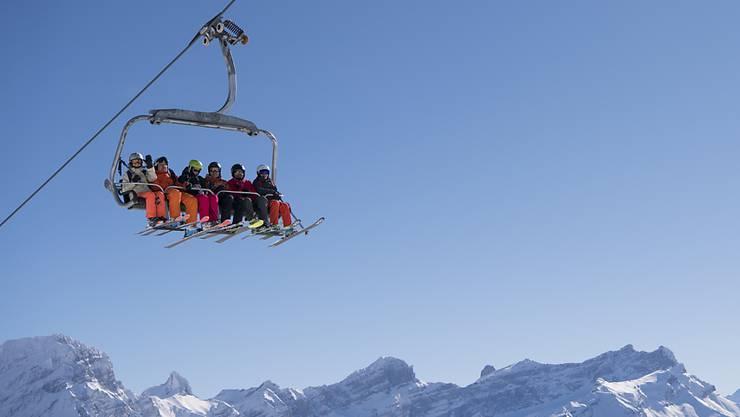 """Mit über 20 Millionen Franken wird die """"Winterreisedestination Schweiz"""" beworben. (Archivbild)"""