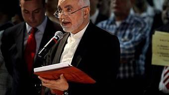 Imam Feisal Abdul Rauf von der Cordoba-Initiative