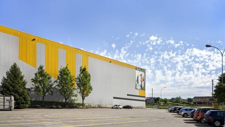 Seit jeher befindet sich der Hauptsitz der Marke Calida in Sursee LU.