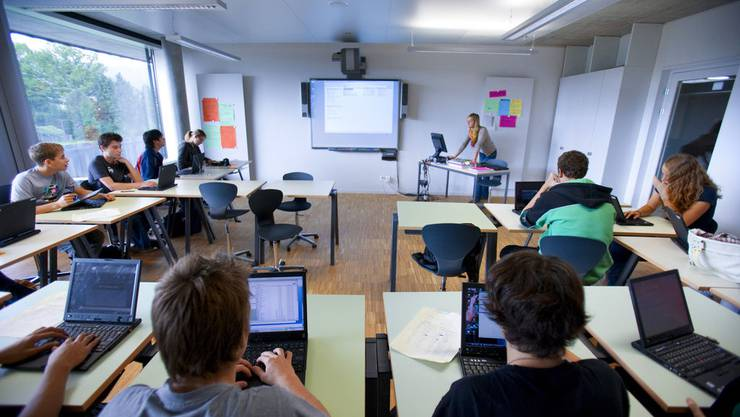 Zurich International School (ZIS) in Adliswil