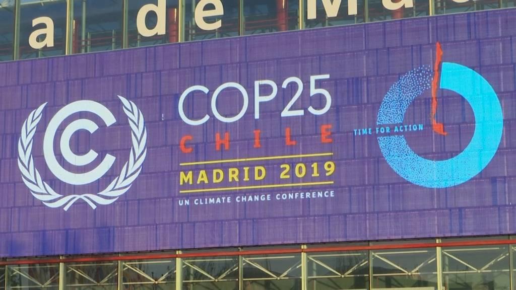 «COP25»: Die UN-Klimakonferenz wird verlängert