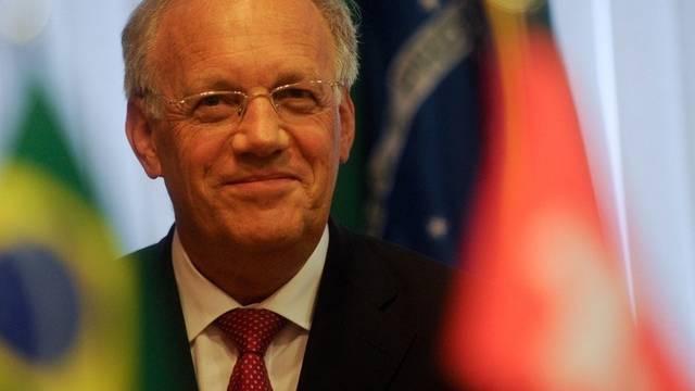 Bundesrat Schneider-Ammann weilt derzeit in Brasilien