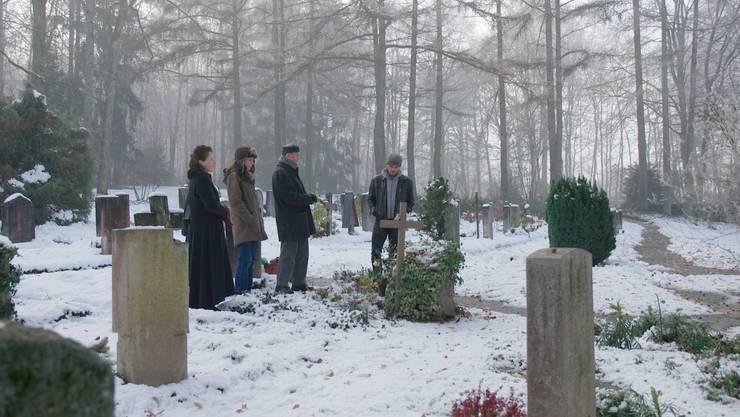 Szenenbild aus dem Film «Dem Himmel zu nah».