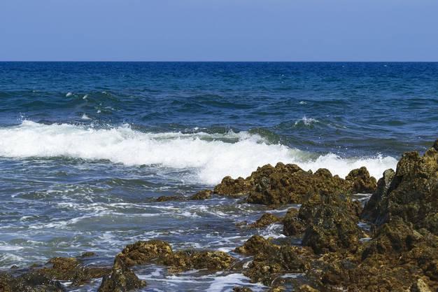 Der Atlantische Ozean hat einen grossen Einfluss auf unser Wetter.