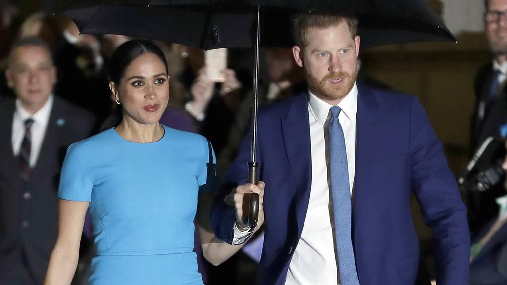 Harry und Meghan wollen sich wieder mit den Royals versöhnen