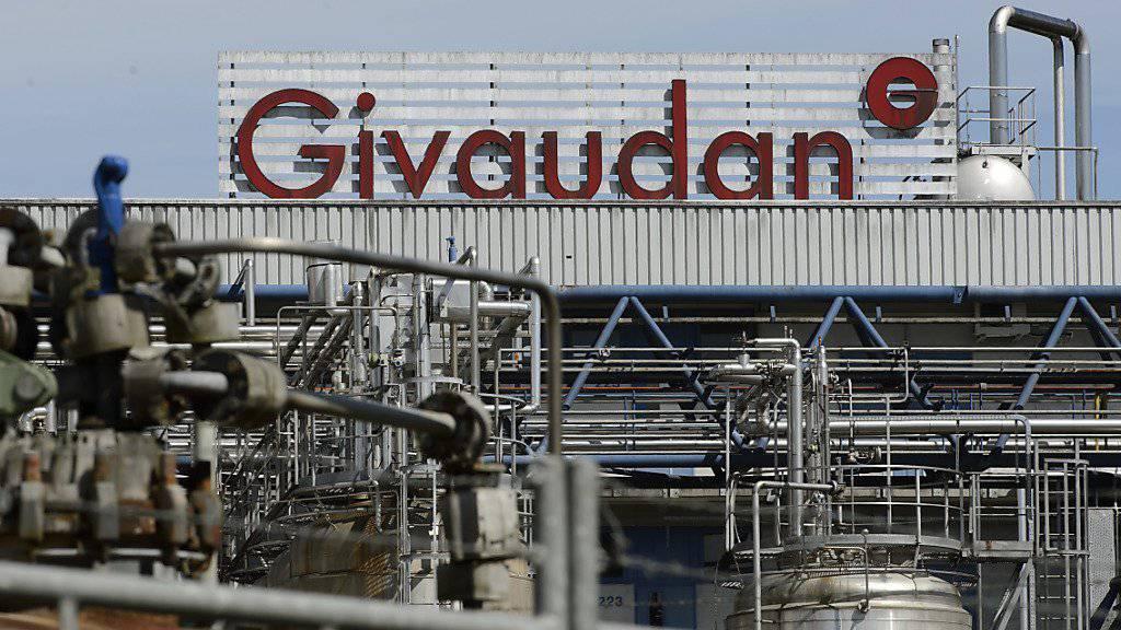 Der Aroma- und Duftstoffhersteller Givaudan - hier der Hauptsitz in der Nähe von Genf - hat im ersten Halbjahr mehr Gewinn erzielt.
