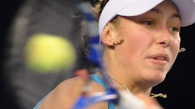 Dopingkontrolleure suchten vergeblich nach Yanina Wickmayer