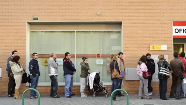 Die Arbeitslosigkeit in der Eurozone ist gestiegen (Archiv)