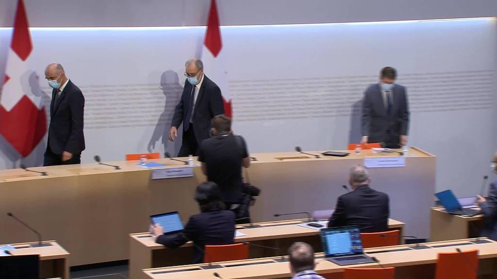 Druck auf Bund: Ostschweizer Kantone wollen mehr lockern