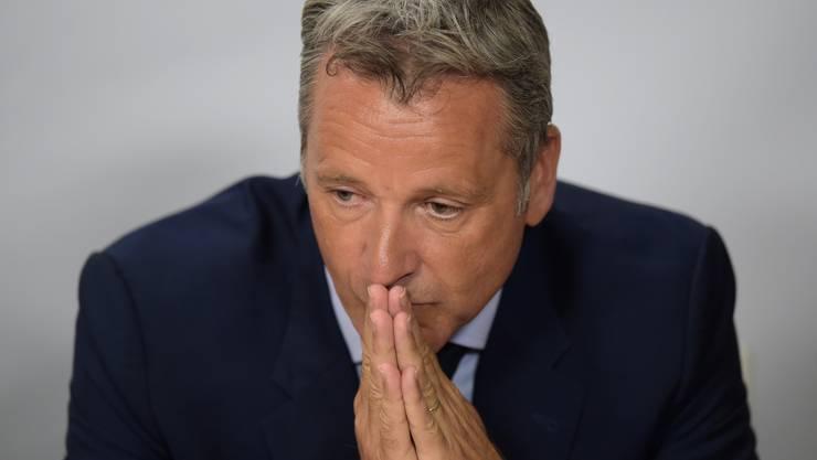 Der Vertrag von Chris Kermode als ATP-Präsident läuft Ende Jahr aus
