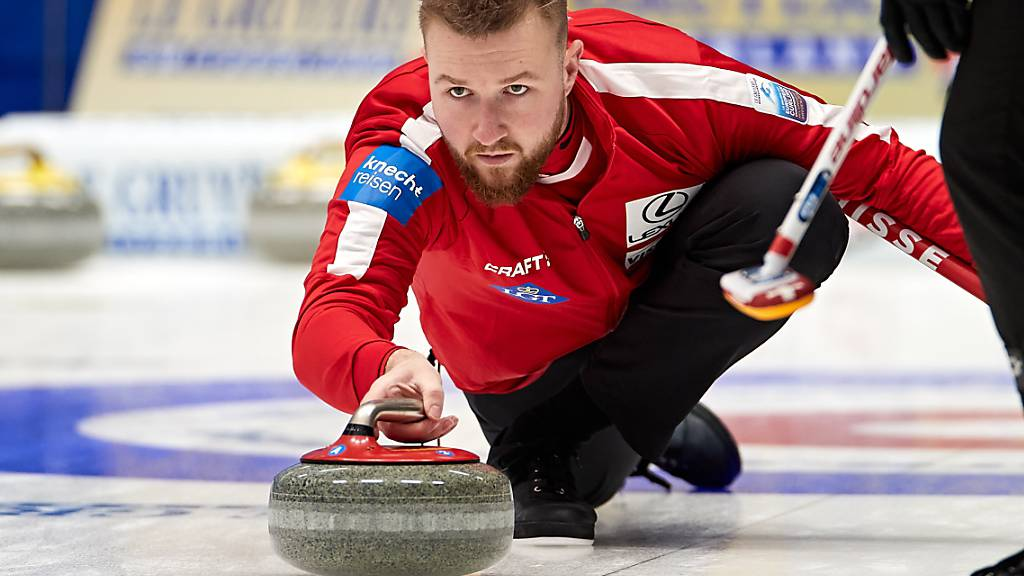 Zweiter Sieg der Schweizer Curler an der EM