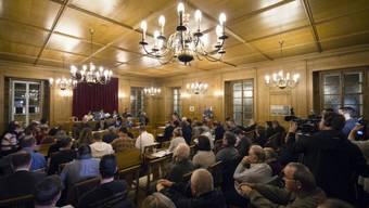 Sitzung des Stadtparlaments von La Chaux-de-Fonds (Symbolbild)