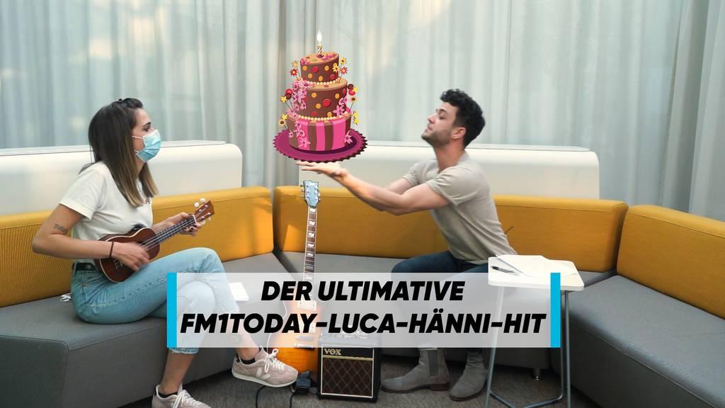 Das musikalische Interview: Luca Hänni singt die Antworten
