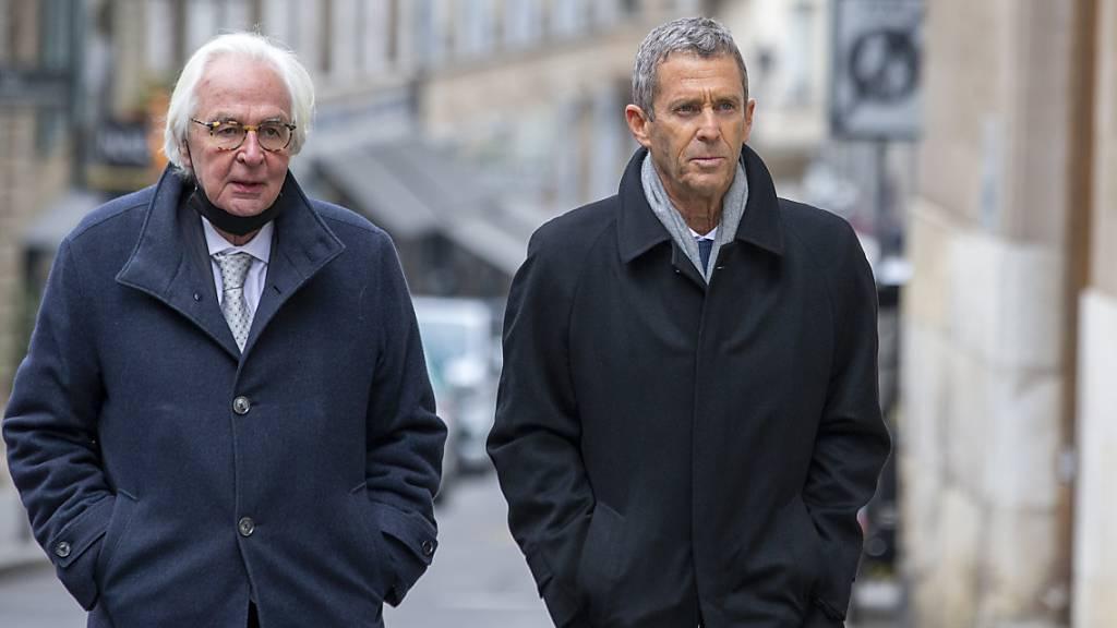 Steinmetz wegen Korruption zu fünf Jahren Gefängnis verurteilt