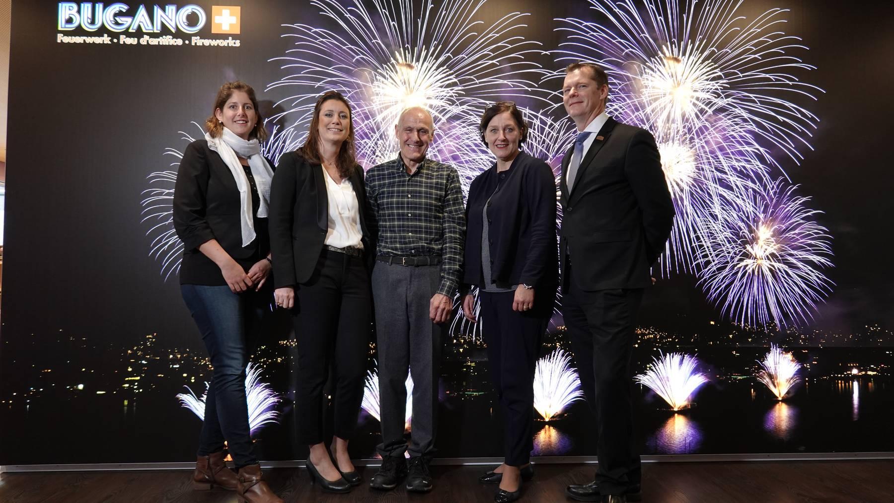 Luzerner Feuerwerk erstmals klimakompensiert