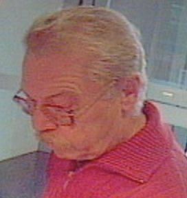 Der dreiste Mann beraubte eine 95-Jährige
