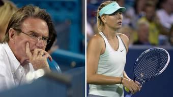 Connors sah wenig Erbauliches von Sharapova