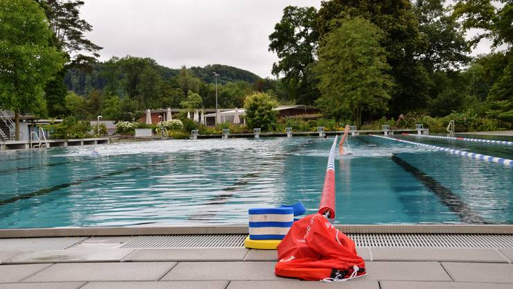 Schwimmen im Schachen: Ab Freitag wieder möglich