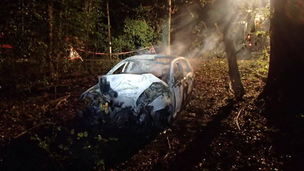 Beim tragischen Unfall bei Rheinfelden AG war viel Alkohol im Spiel. (Archiv)