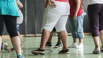 In den USA sind viele Kinder übergewichtig. (Symbolbild)