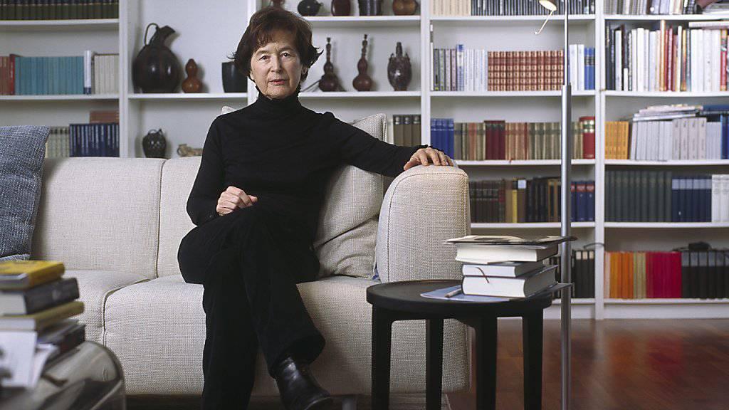 Erste Bundesrätin Elisabeth Kopp wird 80 Jahre alt
