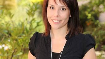 Sabrina Mohn CVP  Praesidentschaftskandidatin