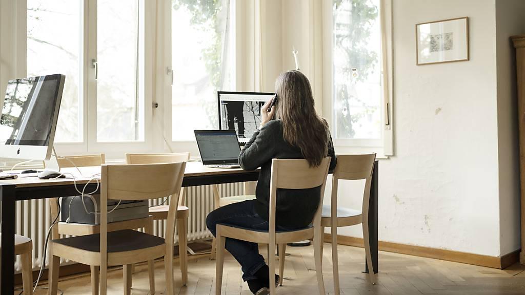 Homeoffice treibt den Wandel in der Geschäftswelt voran