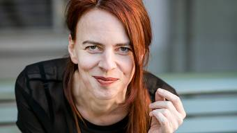 Uta Köbernick: Laut sein ist nicht so ihr Ding.