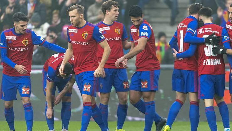 Der Weg des FC Basel in die Achtelfinals der Europa Legau führt über APOEL Nikosia