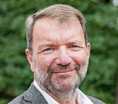 Kantonsingenieur Rolf H. Meier.
