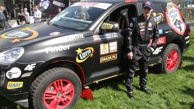 Adam Malysz frönt seiner Leidenschaft für Motorsport