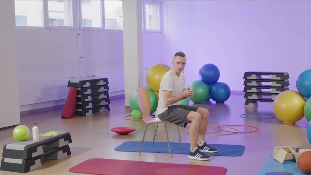 «Gymnastik im Wohnzimmer» vom 29. Juni 2021