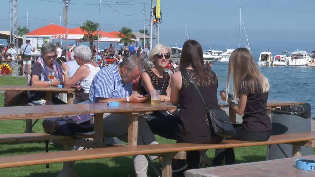 Summerdays Festival: Tausende feiern bei perfektem Wetter