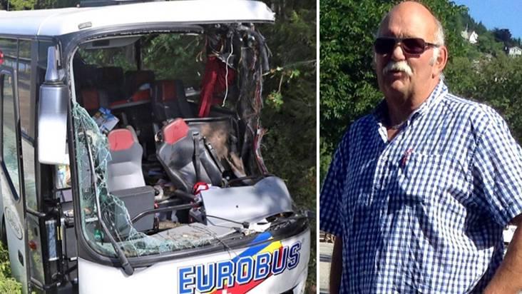 Peter Schaffner aus Wildegg machte letzte Woche eine Car-Reise nach Norwegen.