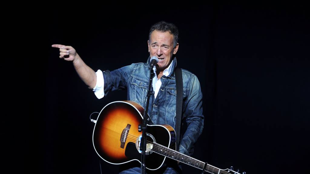 Bruce Springsteen widmet Joe Biden «The Rising»