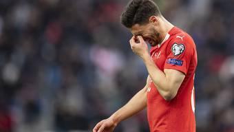 Fabian Schär wird am Dienstag gegen Dänemark nicht spielen