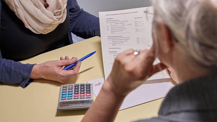 Die Sozialhilfequote in der Stadt Winterthur ist erstmals seit 2009 gesunken. Auch die Gesamtkosten für Sozialhilfe und Ergänzungsleistungen gingen leicht zurück. (Symbolbild)