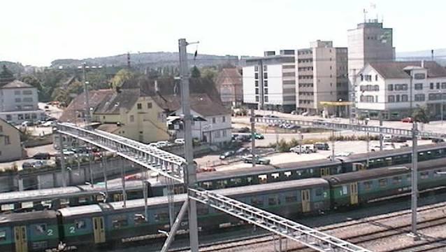 So präsentierte sich das Areal im Sommer 2006 – noch ohne Campus-Neubau.