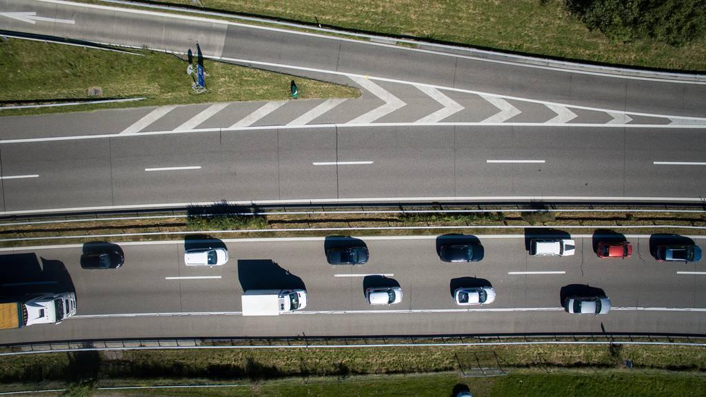 Zwei Geisterfahrer verirrten sich auf St.Galler Autobahn