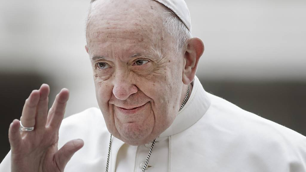 Papst betont Wichtigkeit von Grosseltern für Familie