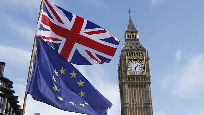 """Die Ratingagentur Moody's hat am Freitag den Ausblick für das Rating von Grossbritannien auf """"negativ"""" gesenkt. (Archivbild)"""