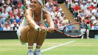 Sabine Lisicki schaltete Serena Williams aus