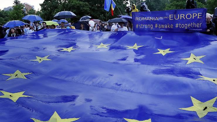 Am heutigen Samstag wird die Europawahl in zahlreichen Ländern fortgesetzt. (Symbolbild)