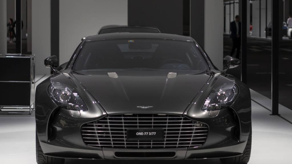 Aston Martin weitet Verlust in der Corona-Krise aus